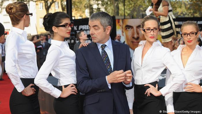 Bildergalerie Rowan Atkinson Johnny English
