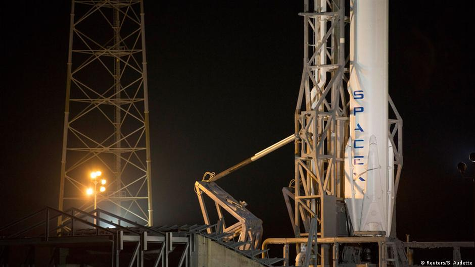 Competitiveness key for future space rockets | DW | 14.01.2015