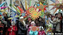 Ukraine Weihnachten in Lemberg