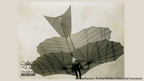 Otto Lilienthals Flugapparate