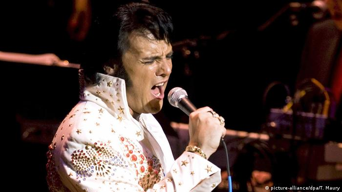 Shawn Klush (Elvis-Imitator)