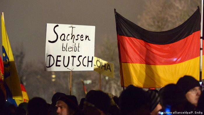 PEGIDA u Dresdenu prosvjeduje protiv navodne islamizacije Zapada