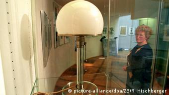 The Wagenfeld lamp