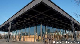 Neue Nationalgalerie Berlin (picture-alliance/dpa)