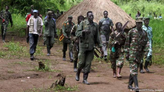 Sudan Kongo LRA Rebellen (Stringer/AFP/Getty Images)