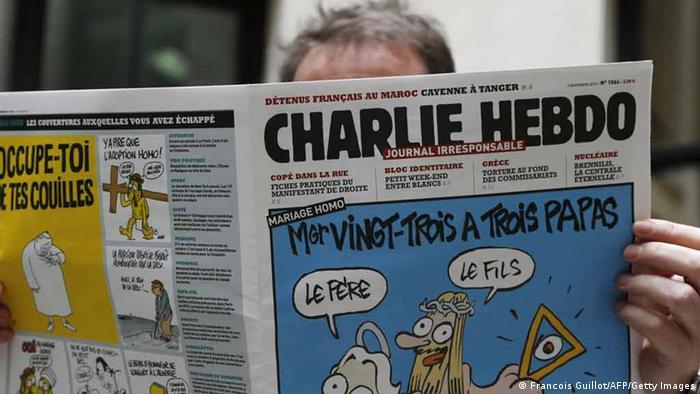 """Ataque terrorista em Paris: """"Charlie Hebdo"""" – Um histórico de provocações ao fundamentalismo islâmico"""