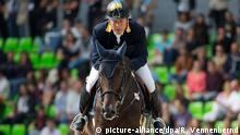 Multimillionär und Reiter Alexander Onischenko