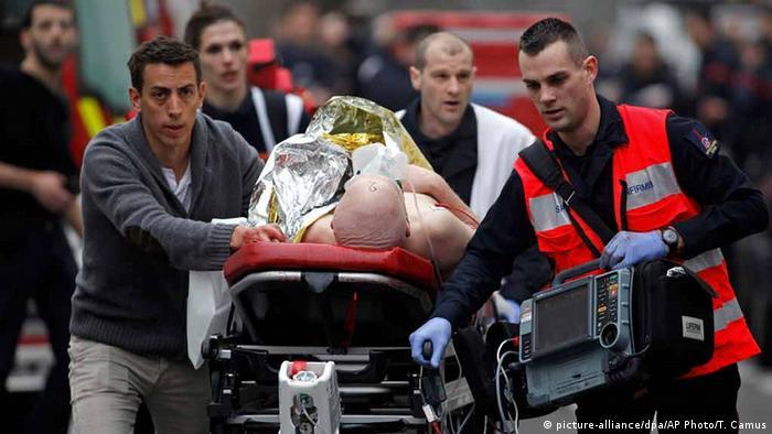 Charlie Hebdo em Paris