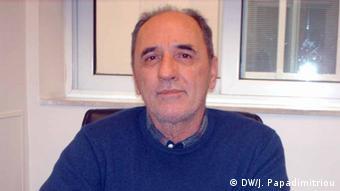 Ο Γιώργος Σταθάκης, υπεύθυνος του οικονομικού προγράμματος του Σύριζα