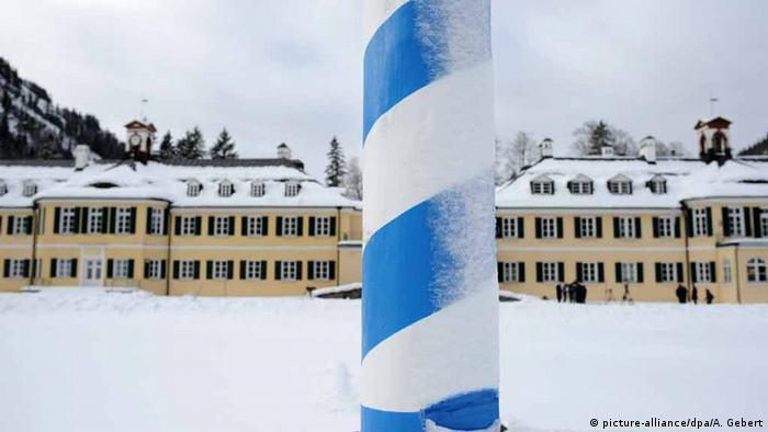 CSU Winterklausur in Wildbad Kreuth