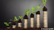 Wirtschaftswachstum (Symbolbild)