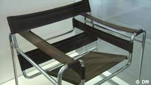 DW euromaxx Serie Designklassiker Clubsessel Wassily Chair
