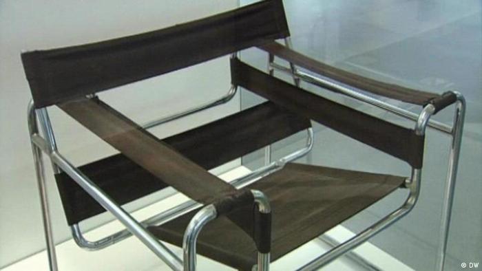 Der B3 oder Wassily-Stuhl (DW)