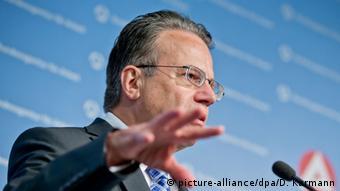 Frank-Jürgen Weise,Vorstandsvorsitzender der Bundesagentur für Arbeit