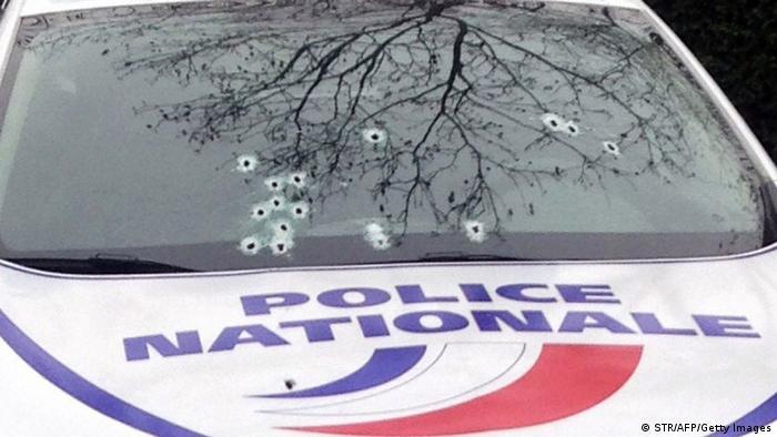 Среди жертв нападения - есть и полицейские