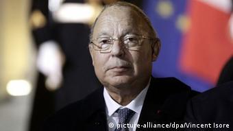 Rektor der Grande Mosquée de Paris Dalil Boubakeur
