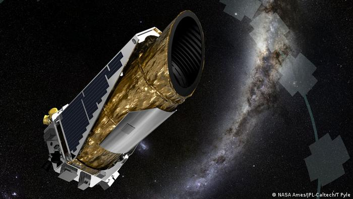 Bildergalerie Kepler K2