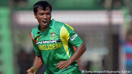 Rubel Hossain Cricket (Getty Images/Dibyangshu Sarkar)
