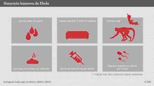 Infografik Ebola Ansteckungswege haussa