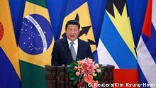 Treffen Chinas und der CELAC-Staaten in Peking 08.01.2015