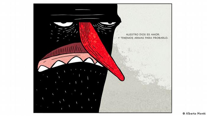 Bildergalerie Lateinamerikanische Karrikaturen zum Anschlag auf Charlie Hebdo