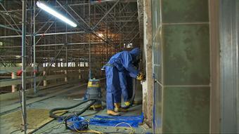 Es importante tomar precauciones antes de realizar reparaciones.