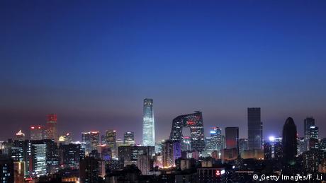 Skyline von Peking
