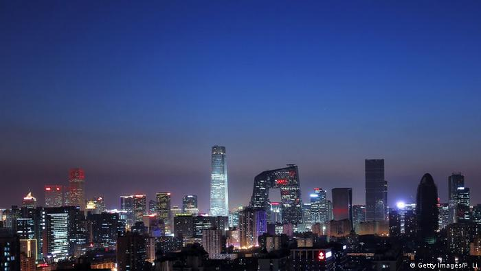 Skyline von Peking (Getty Images/F. Li)