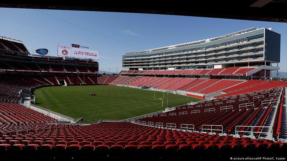 sustainability in stadium