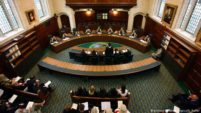 В лондонском суде