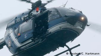 Frankreich Anschlag auf Charlie Hebdo Fahndung Polizei