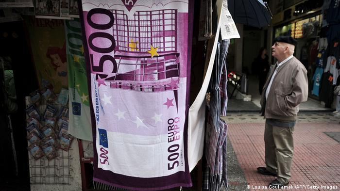 Symbolbild Griechenland Medien 2015