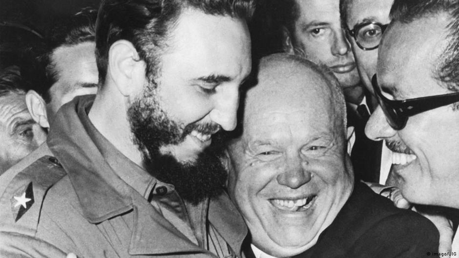 Bildgalerie Fidel Castro