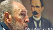 Bildergalerie Fidel Castro