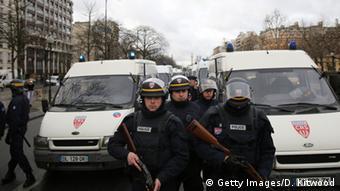 Schießerei und Geiselnahme in Vincennes (Paris)