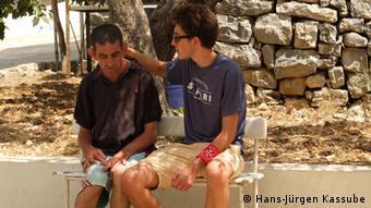09.01.2015 DW Feature Libanon-Projekt DSCF0386Den Gästen eine gute Zeit ermöglichen