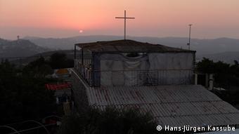 09.01.2015 DW Feature Libanon-Projekt DSCF0976Das Camp in den Bergen