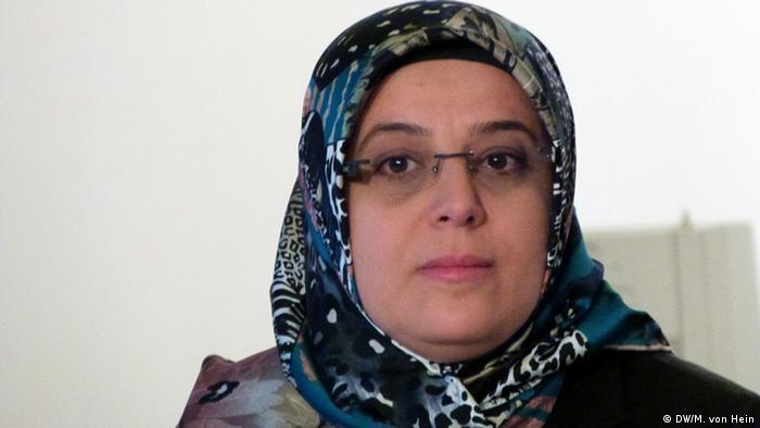 المحامية المسلمة نورهان سويكان، السكرتيرة العامة للمجلس المركزي للمسلمين بألمانيا