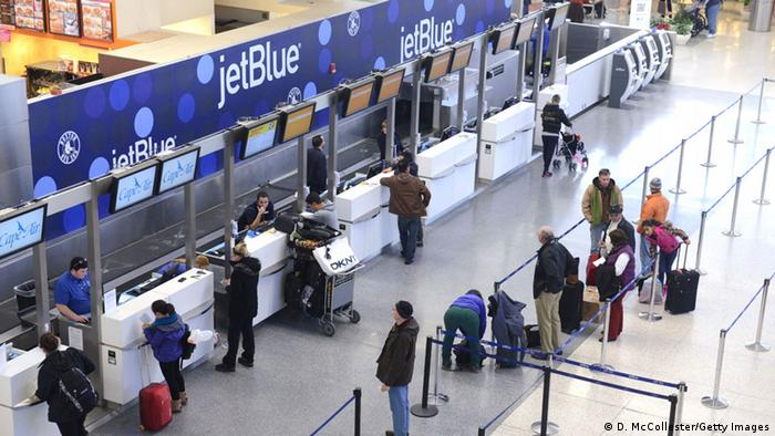 Jetblue Airways (D. McCollester/Getty Images)