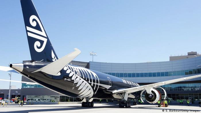 Air New Zealand (S. Barbour/Getty Images)