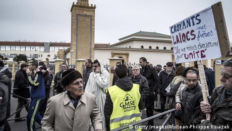 Bildergalerie muslimische Reaktion Charlie Hebdo