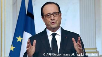 Francois Hollande (Foto: AFP)