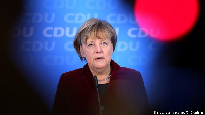 Angela Merkel (Photo: Christian Charisius/dpa)