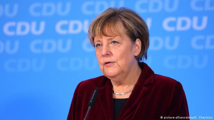 """ميركل تدافع عن مقولتها """"الإسلام جزء من ألمانيا"""" 0,,18182971_303,00.j"""