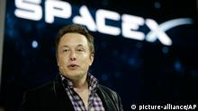 USA Elektroauto Tesla Elon Musk (picture-alliance/AP)