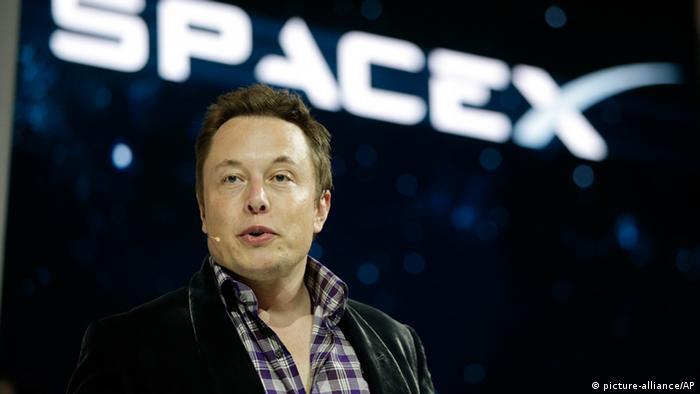 USA Elektroauto Tesla Elon Musk