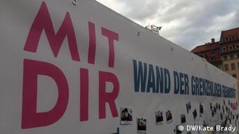 Dresden Wand der grenzenlosen Freundschaft Christoph Schott 10.01.2015