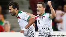 Fußballspiel Asienmeisterschaft Iran - Bahrain (in Australien)