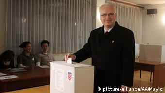 Kolinda Grabar-Kitarovic is Croatia′s first female president