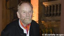 Bildunterschrift:POTSDAM, GERMANY - SEPTEMBER 12: Kurt Westergaard attends the M100 Media Award 2014 on September 12, 2014 in Potsdam, Germany. (Photo by Clemens Bilan/Getty Images)